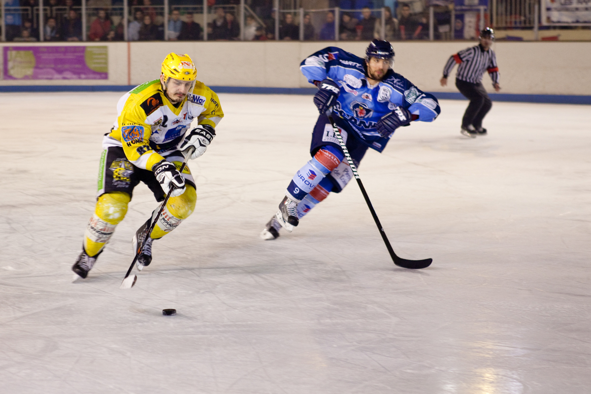 CHAMPIONNAT PLAY OFFS LIGUE MAGNUS